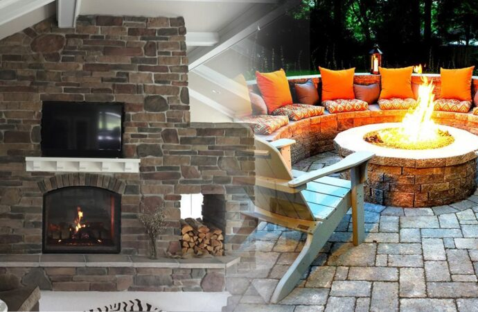 Outdoor Fireplaces & Fire Pits-Odessa TX Professional Landscapers & Outdoor Living Designs-We offer Landscape Design, Outdoor Patios & Pergolas, Outdoor Living Spaces, Stonescapes, Residential & Commercial Landscaping, Irrigation Installation & Repairs, Drainage Systems, Landscape Lighting, Outdoor Living Spaces, Tree Service, Lawn Service, and more.