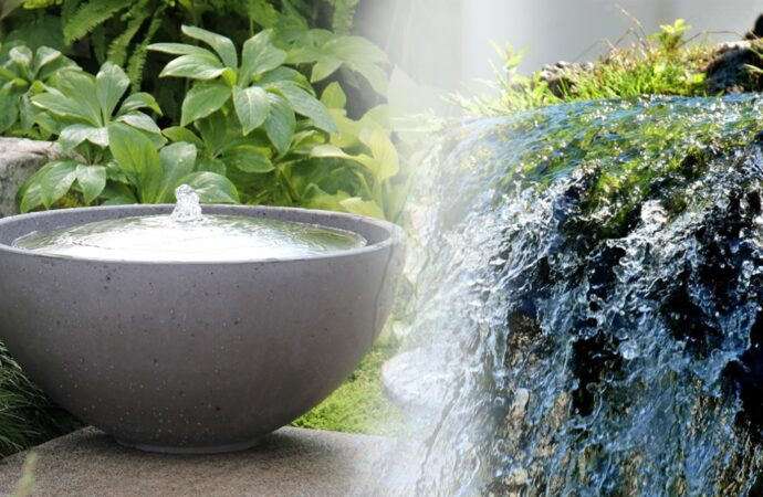 Water Features & Water Falls-Odessa TX Professional Landscapers & Outdoor Living Designs-We offer Landscape Design, Outdoor Patios & Pergolas, Outdoor Living Spaces, Stonescapes, Residential & Commercial Landscaping, Irrigation Installation & Repairs, Drainage Systems, Landscape Lighting, Outdoor Living Spaces, Tree Service, Lawn Service, and more.